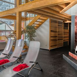 Wellness - Saas-Almagell - Wellness Hotel Christiania